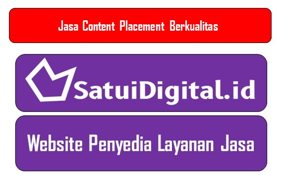 Jasa Content Placement Berkualitas